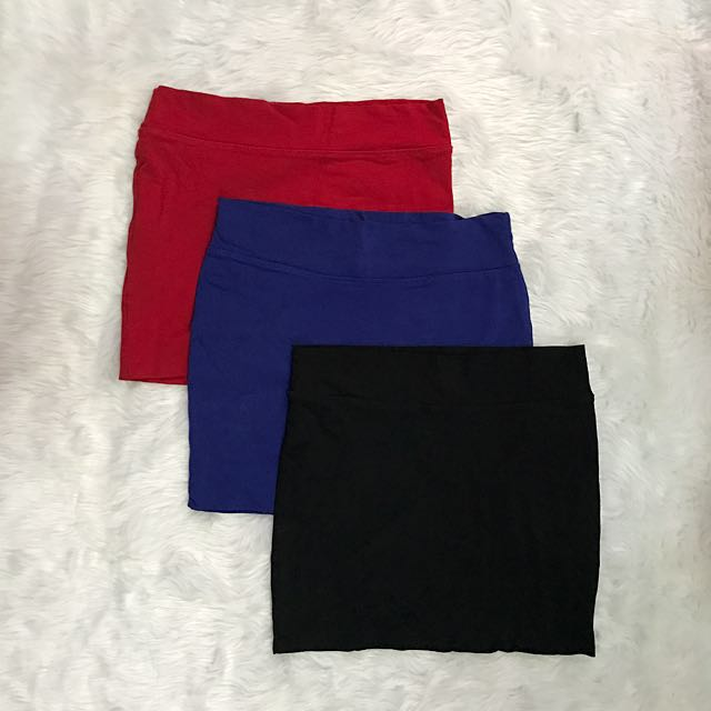 FOREVER 21 Mini Skirts (1 for Php150)