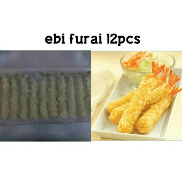 Frozen Food Ebi Furai