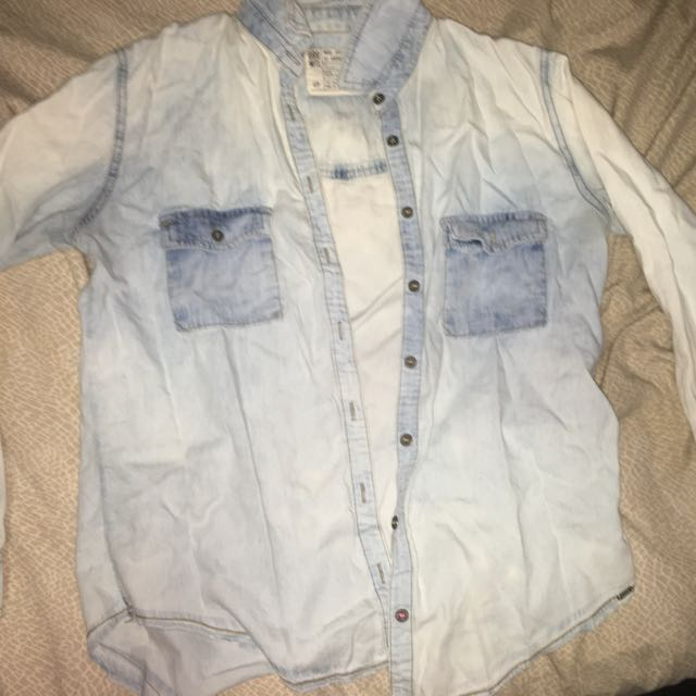 GARAGE Jean(More so Jegging) Shirt