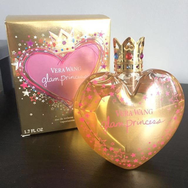 Glam Princess Perfume By Vera Wang (used once)