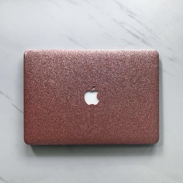 Glitter Macbook Case