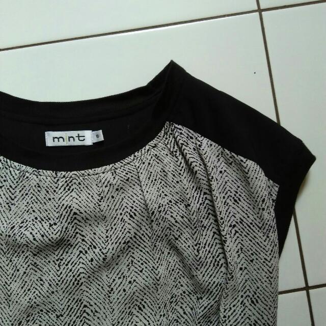 Grey Dress (Mint)