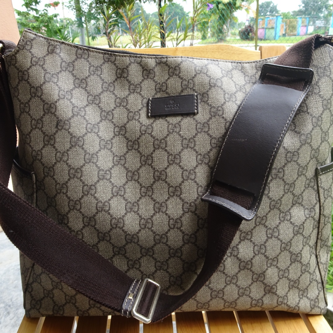 4db47d8089f1 Gucci Baby Changing Bag, Women's Fashion, Bags & Wallets on Carousell
