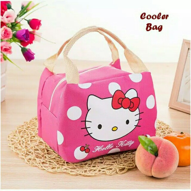 Hellokitty lunch bag