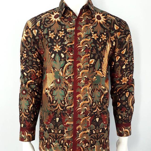Hem Kemeja Batik Katun Prima