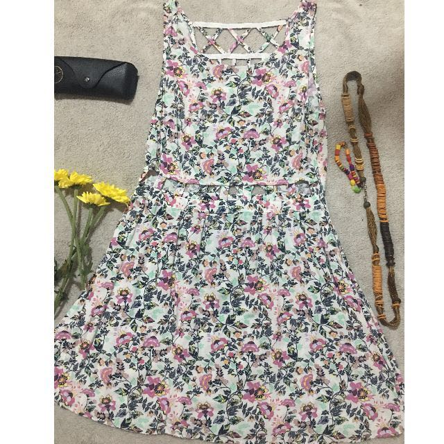 H&M Floral Dress (Three)