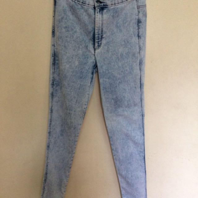 H&M Highwaust Jeans
