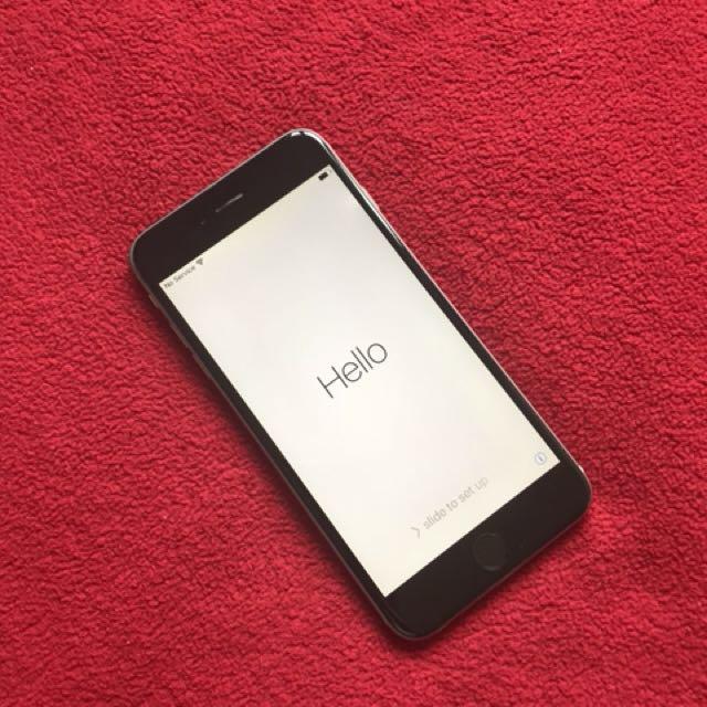 iPhone 6 Plus - iCloud Locked