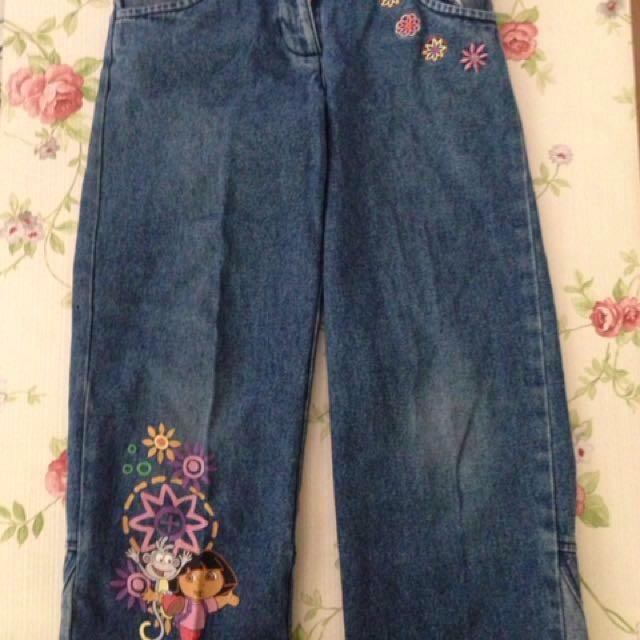 Jeans Dora The Explorer
