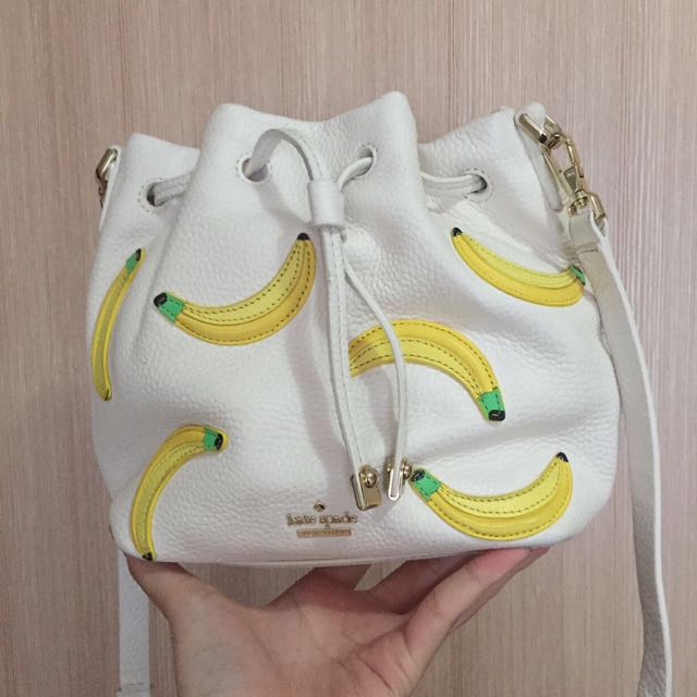Kate Spade Banana Bag [LIMITED EDITION]