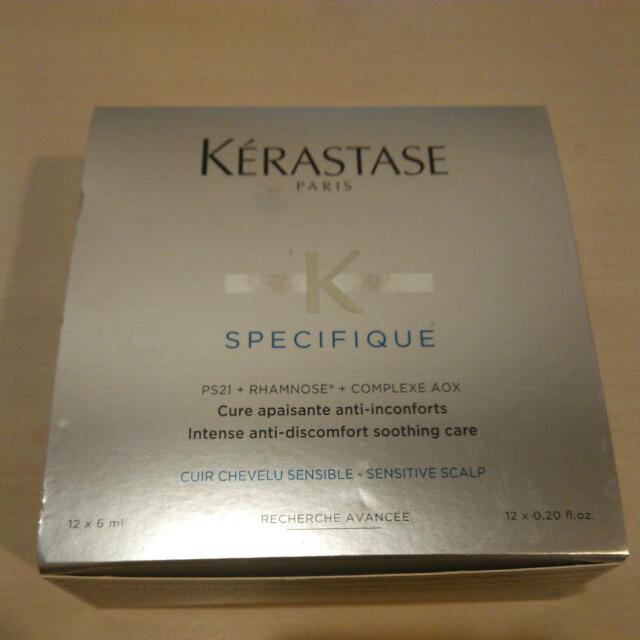 Kerastase Cure Apaisante Intense Anti Discomfort Soothing Care