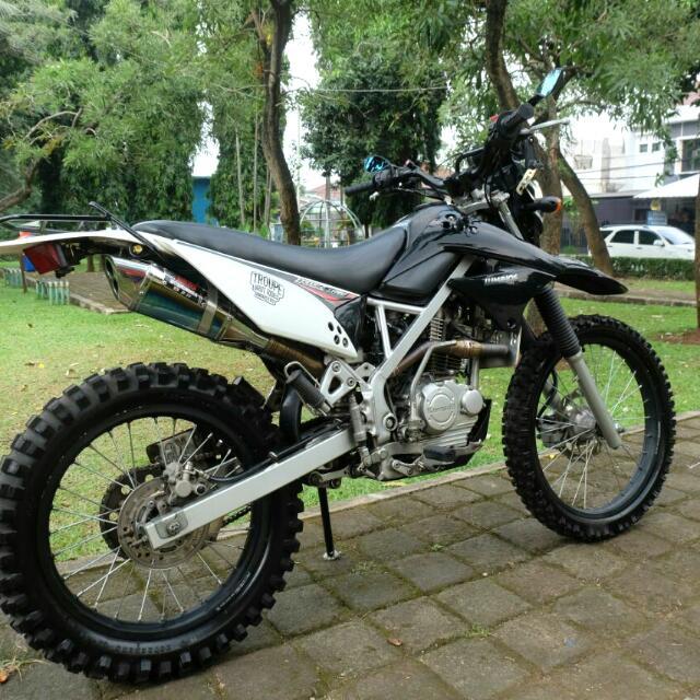 KLX 150 2012 Black