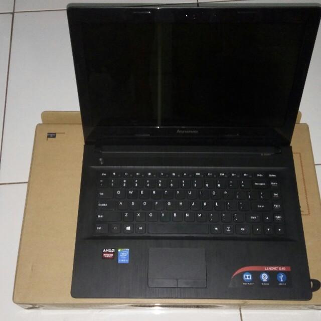 Laptop Gaming Murah Lenovo G40 80 Ci3 Elektronik Komputer Laptop Di Carousell