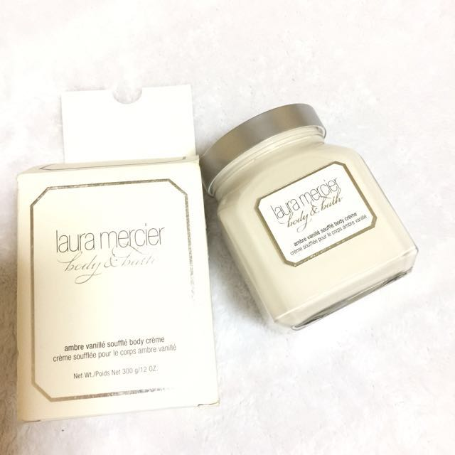 Laura Mercier Body and Bath Crème