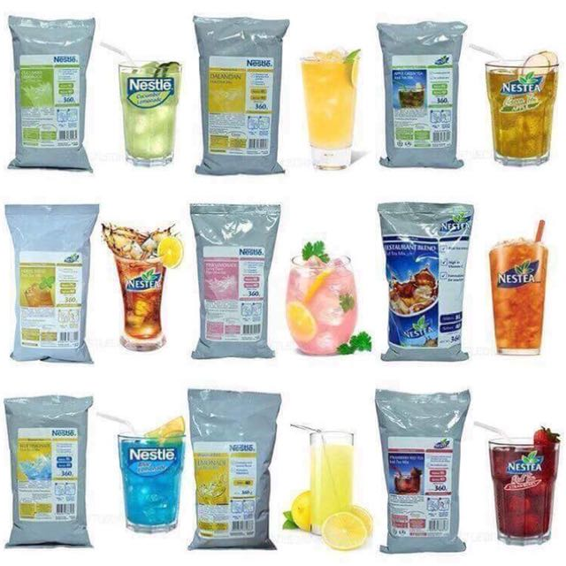 LIMITED EDITION: NESTEA PARTY PACK - DIFFERENT FLAVORS!!