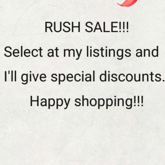 Listing Sale!!!