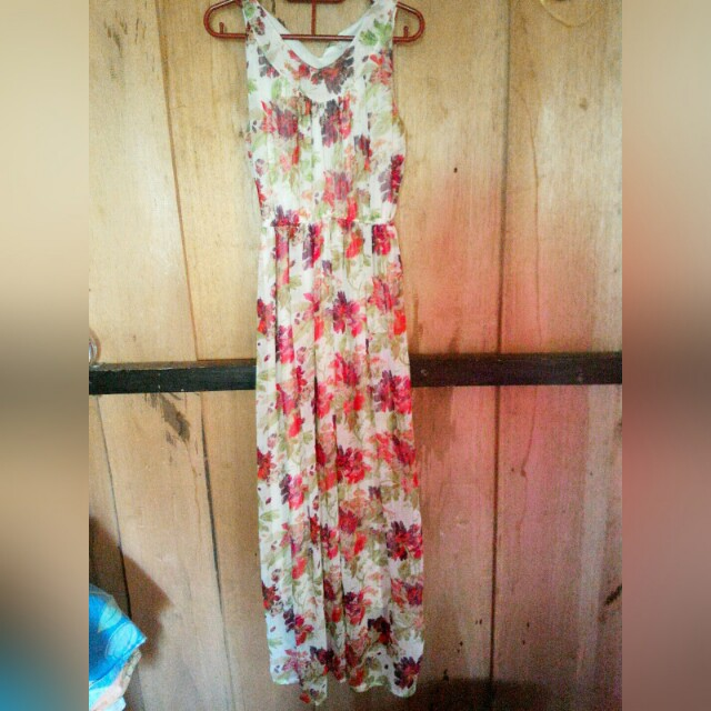 long dress kutung shabychic