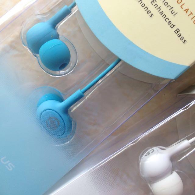Macaron Stereo Earphones