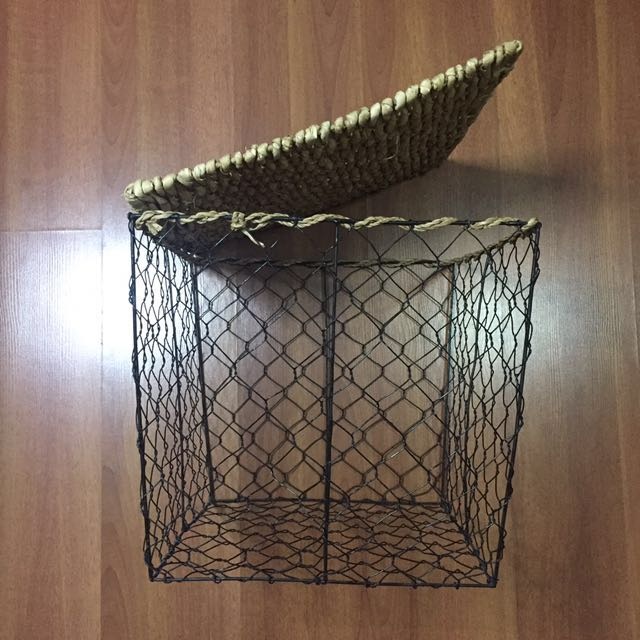MakeRoom Wire Basket