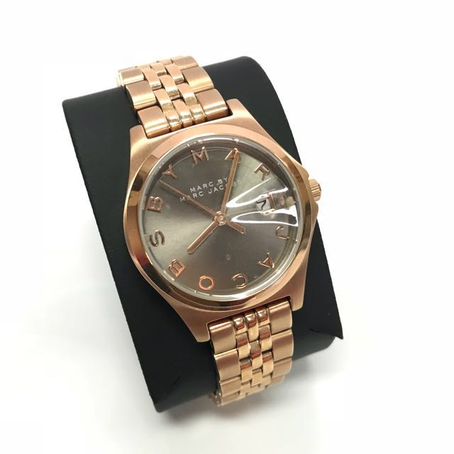 Marc Jacobs Slim Rose Gold