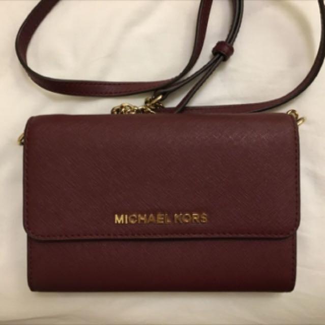 Michael Kors 手機小包