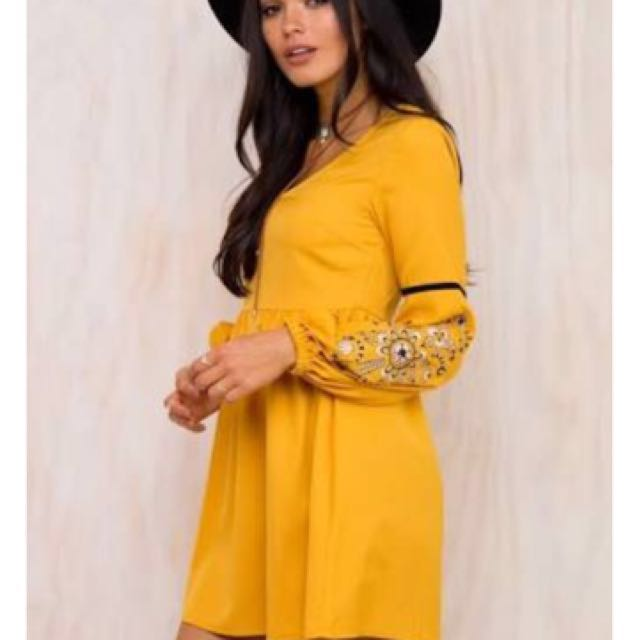 MINK PINK Valley of Lilly Dress