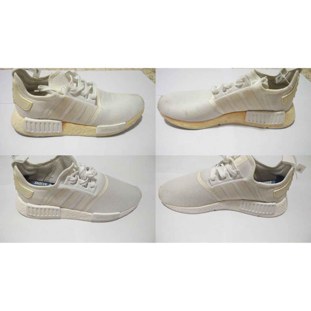 093b599bd34a8 Adidas NMD R1 Triple White Restoration