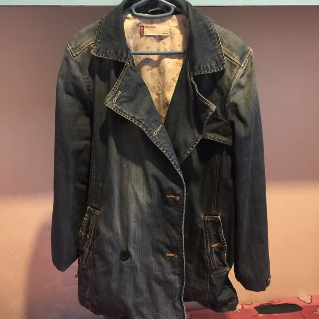 Original Levis Jacket