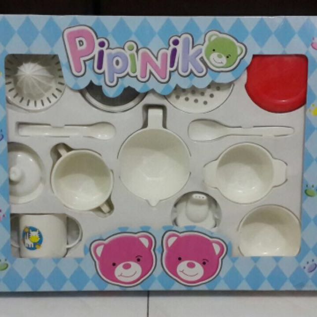PIPINIKO feeding set & food maker