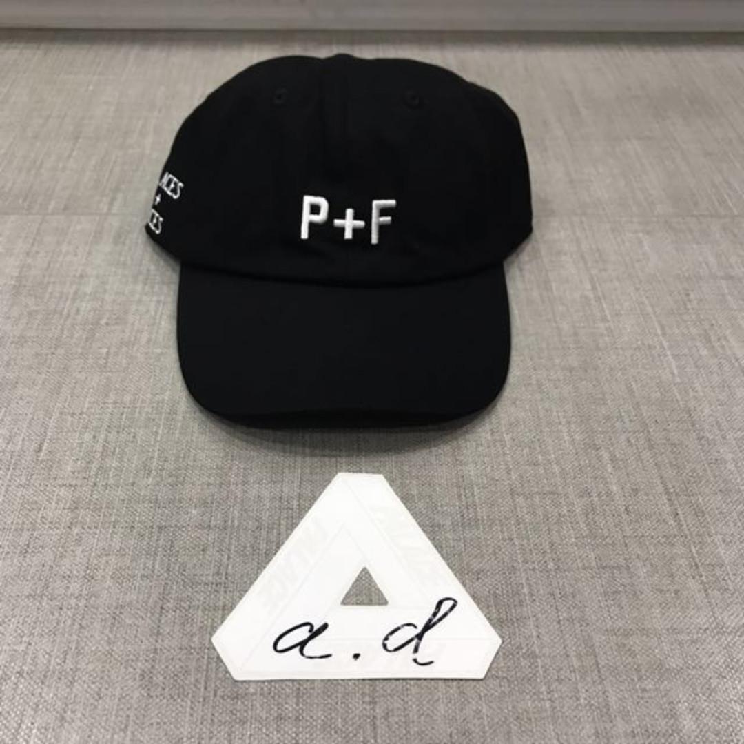 5f721d68eff PLACES+FACES CAP BLACK