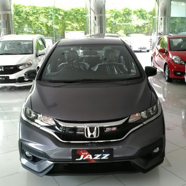 Promo Mobil Honda New Jazz Facelift SRS CVT MT Cars For Sale On Carousell