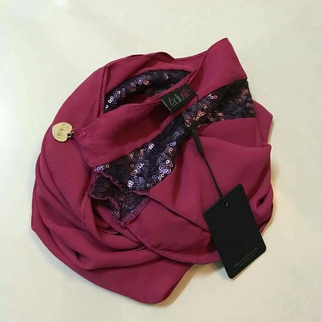 Radiusite shawl