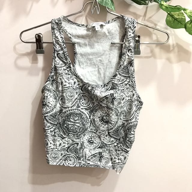 Repriced Crop Tank New Look