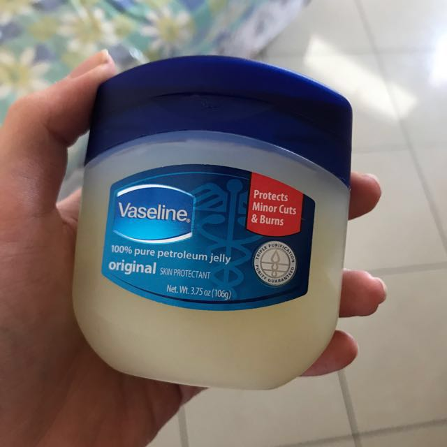 Re-priced Vaseline Petroleum Jelly