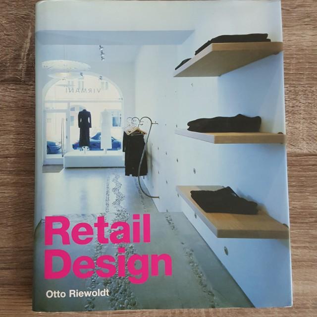 Retail Design Book (Teneus Publisher)