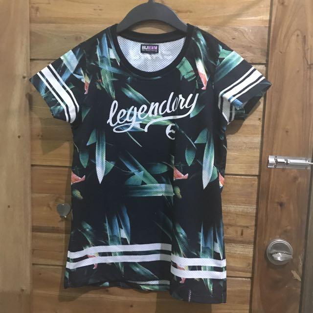 RRJ Jersey tshirt