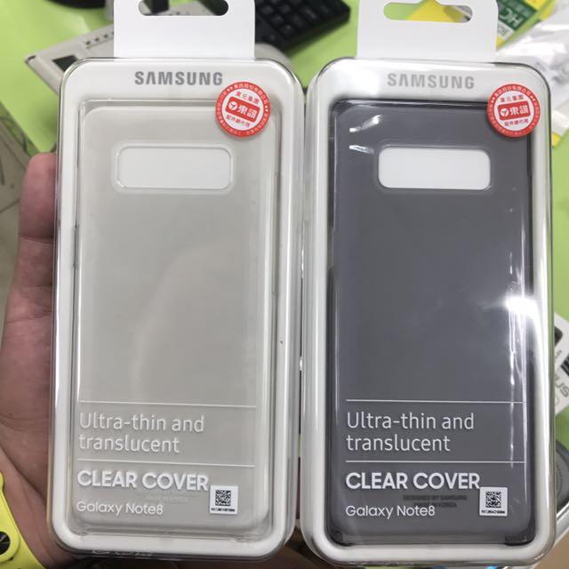 Samsung Note8 原廠軟套