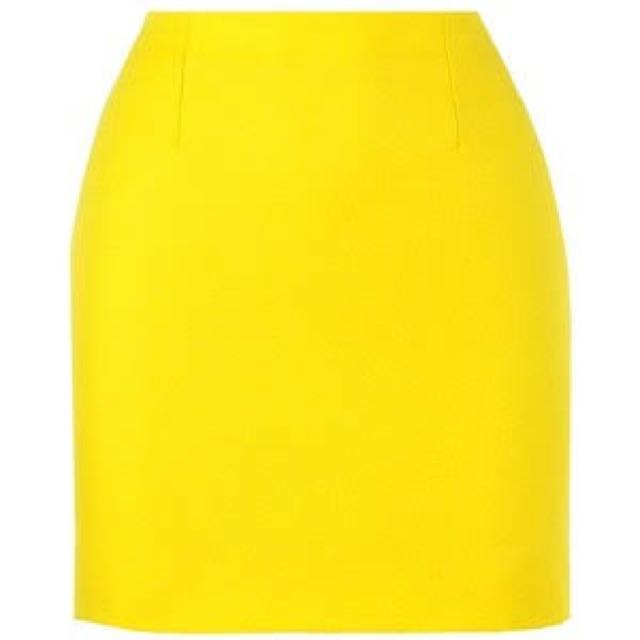 Sass and Bide Trust but Verify Fitted Mini Skirt