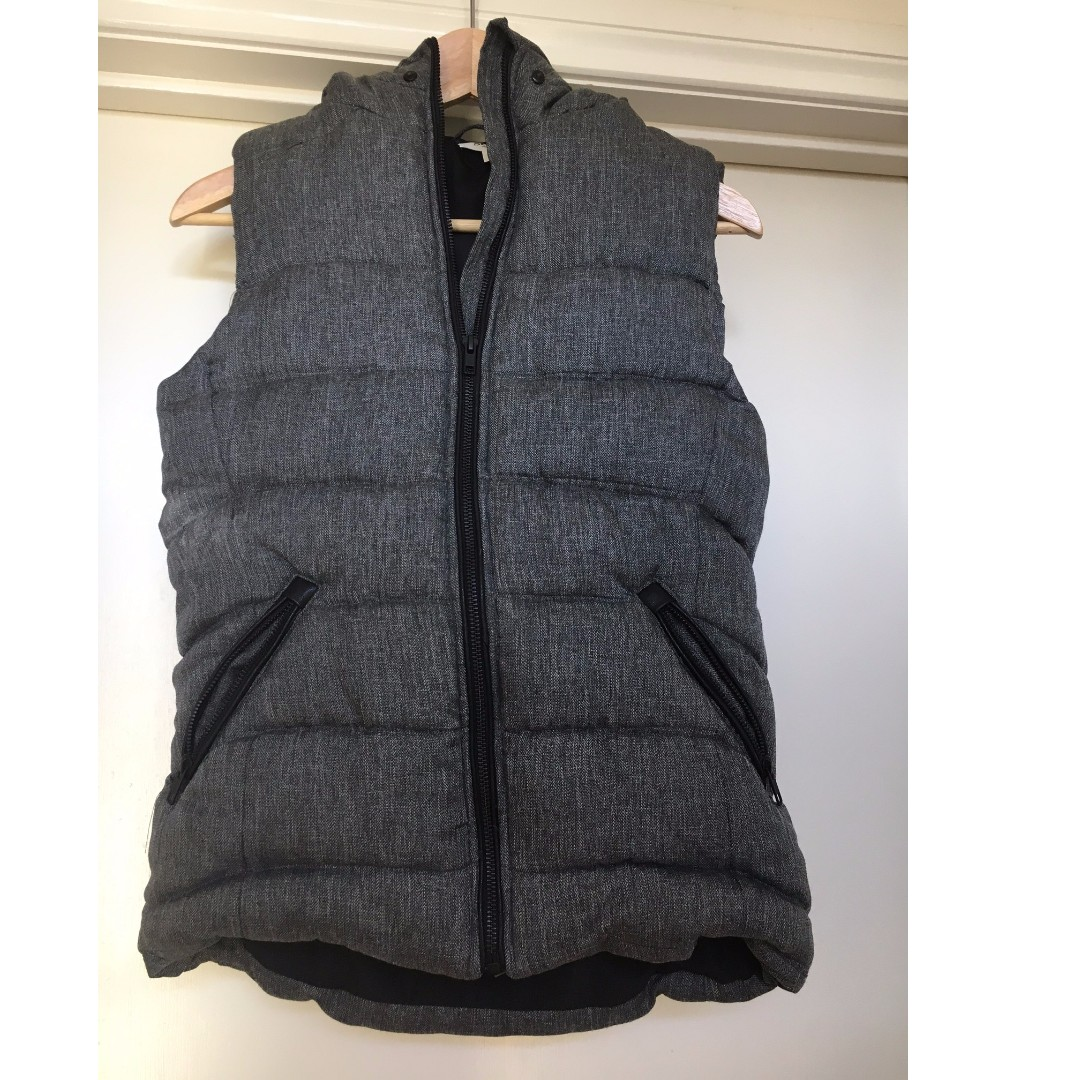 Seed Puffer Style Vest .. Size 8