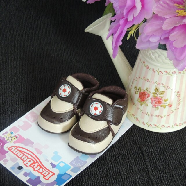 Sepatu pre walkerr Lust Bunny Creamy