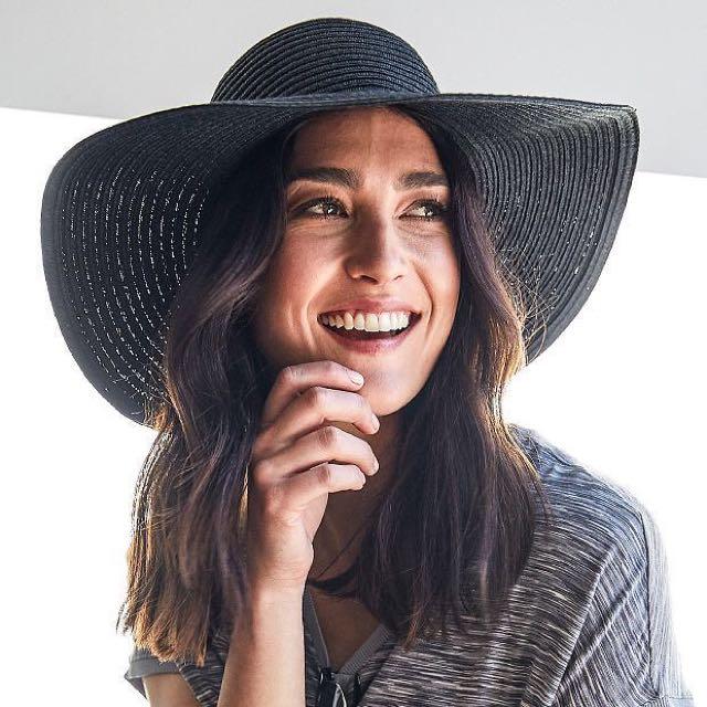 Sheike Wide Brim Hat