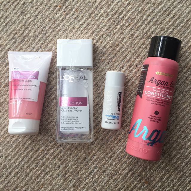 Skincare - Haircare Items
