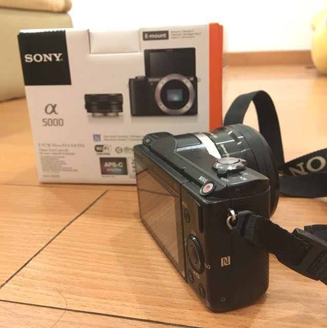 Sony A5000 Second Mulus Photography On Carousell