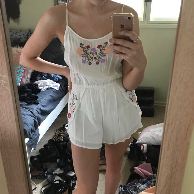 Sports girl Jumpsuit