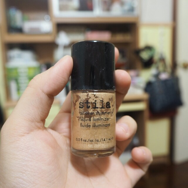 Stila liquid highlighter Kitten