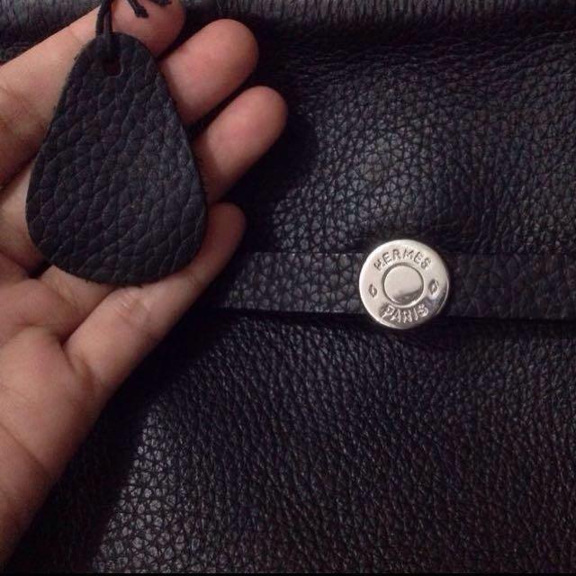 Tas Hermes, Kulit Asli, Handbag