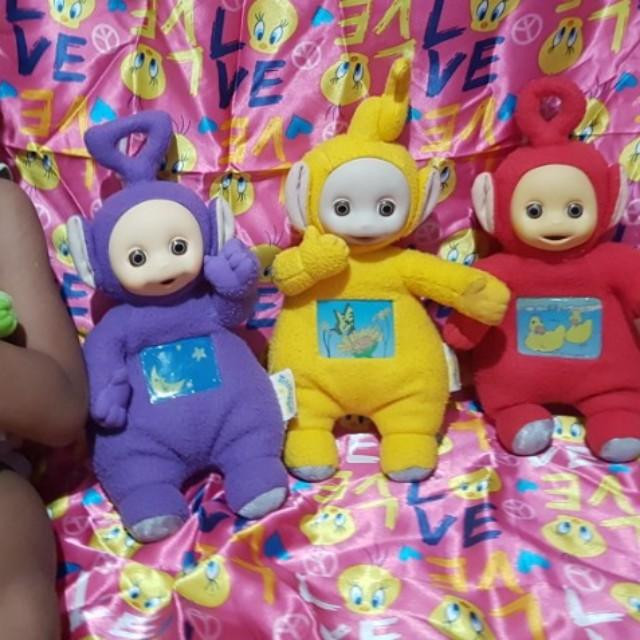 Teletubbies Stuffed Toys