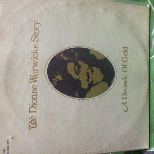 The Dionne Warwicke Story Vinyl Records LP Plaka