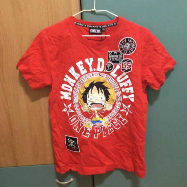 航海王正版授權補釘T-shirt(M)