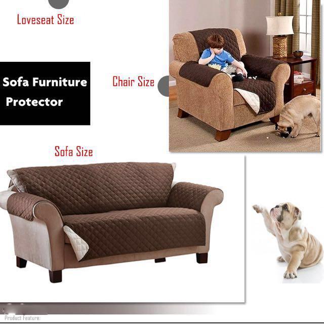 Water Proof Pet Mat Sofa Cover, Pet Furniture Cover